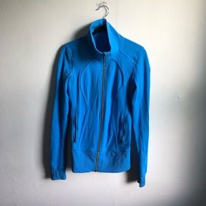 lululemon zip jacket size 4